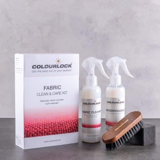 Colourlock Fabric Clean & Care kit