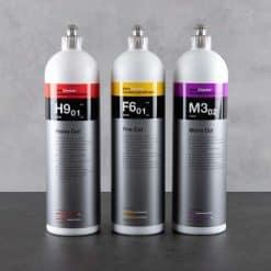 Koch-Chemie Poleringspakke 3x1L – Poleringsmiddel