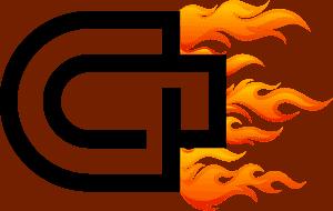 Asset 6flame logo rotated 1