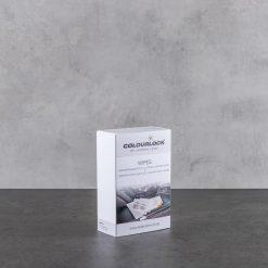 Colourlock Wipes for rens og beskyttelse av skinn og skai