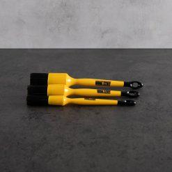 Work Stuff Detailing Brush Black