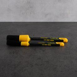 Work Stuff Detailing Brush Rubber Black