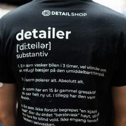 T-skjorte Detailer Definisjon