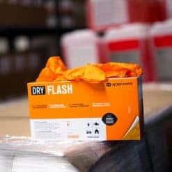 Workhand Dry Flash Nitrilhansker 100pk