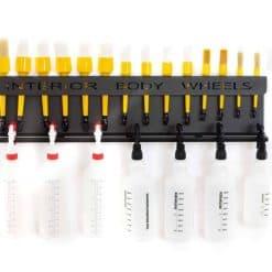 Poka Premium Børste- og flaskeholder Interiør 80cm