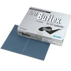 Kovax Buflex Dry 130 x 170mm P3000 Sort – Papir til Håndpad