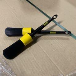 Work Stuff Detailing Brush Black Stiff